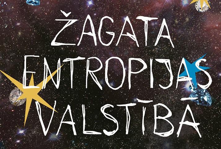 """""""Žagata entropijas valstībā"""" - vienkārši par sarežģīto fizikā"""