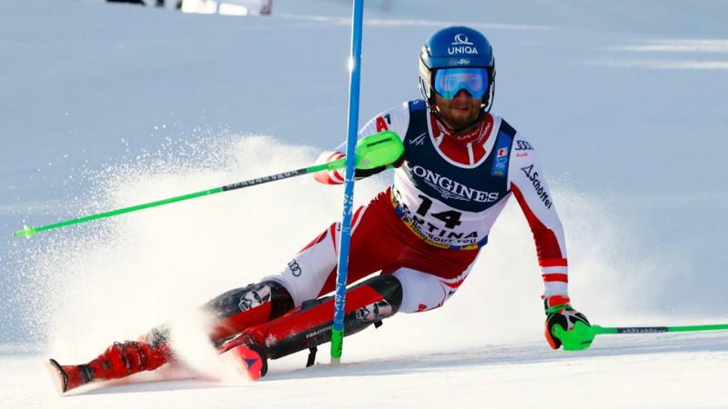 Vīriešiem slalomā būs jauns pasaules čempions