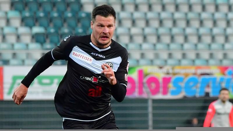 """Oša """"Lugano"""" nosūta Uldriķa """"Sion"""" tuvāk izkrišanai no Šveices Superlīgas"""