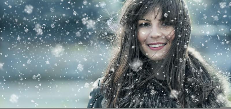 Savēlušies, trausli, bez mirdzuma – padomi, kā rūpēties par matiem ziemā