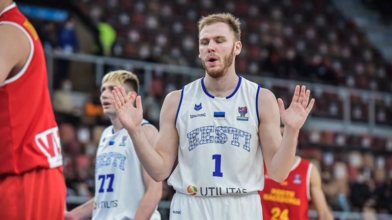 Igaunija zaudē Ziemeļmaķedonijai, bet kvalificējas Eiropas čempionāta finālturnīram