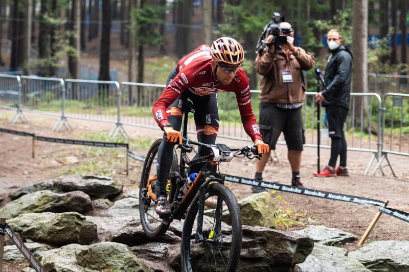 Blūms izcīna piekto vietu UCI kategorijas Olimpiskā krosa sacensībās Turcijā