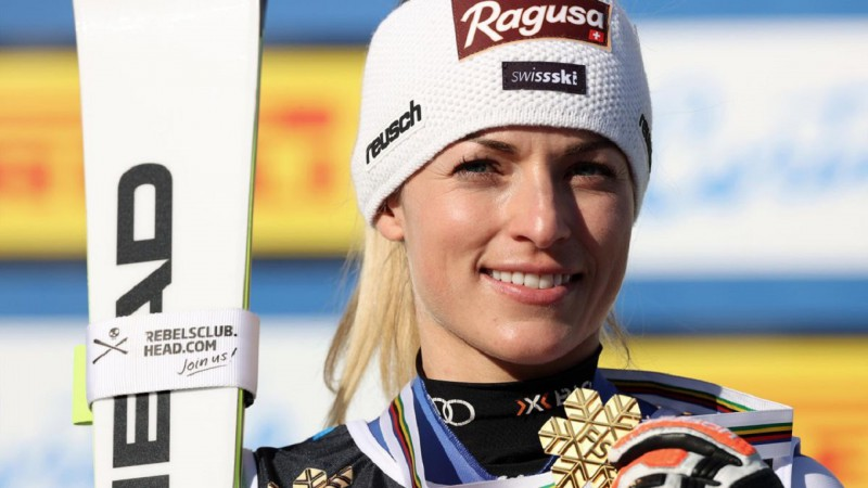 Visās disciplīnās pasaules čempionātā kalnu slēpošanā pamainījās uzvarētāji