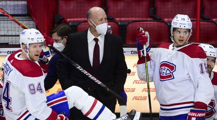 """Pirmais atlaistais treneris NHL sezonā – Monreālas """"Canadiens"""" šķiras no Žiljēna"""