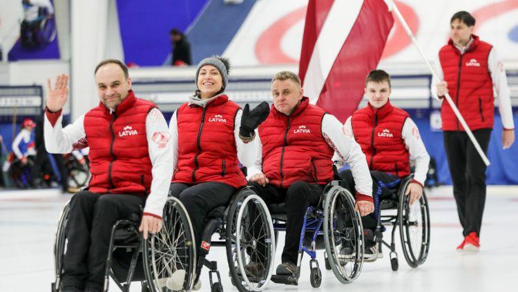 Latvija saņem oficiālu ielūgumu dalībai Pekinas ziemas paralimpiskajās spēlēs