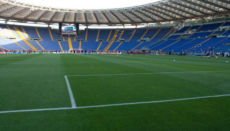 Itālija lemj laist 25% no ''Stadio Olimpico'' skatītāju vietām uz EURO2020