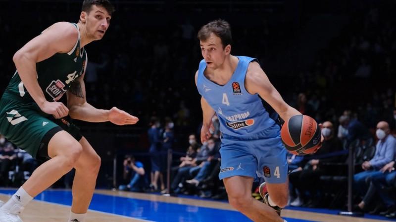 """Pangoss no """"Zenit"""" pārcelsies uz NBA, 20+21 iekrājušais Džonsons pievienojas """"Bulls"""""""