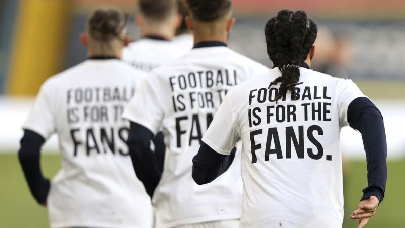 Premjerlīga aicina klubus pamest Superlīgas projektu, ''Bayern'' oficiāli atsaka