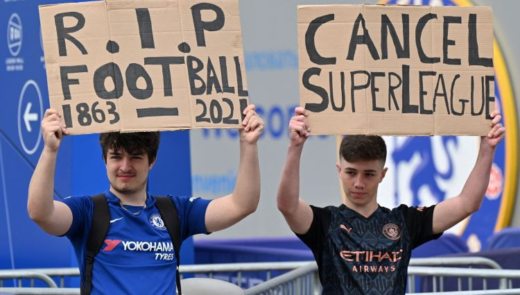 ''Chelsea'' un ''Manchester City'' atsauks dalību Superlīgā, Vudvards pamet MU