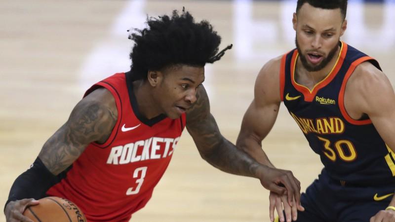 """""""Rockets"""" aizsargs Porters striptīzkluba apmeklējuma dēļ iekļauts Covid-19 protokolā"""