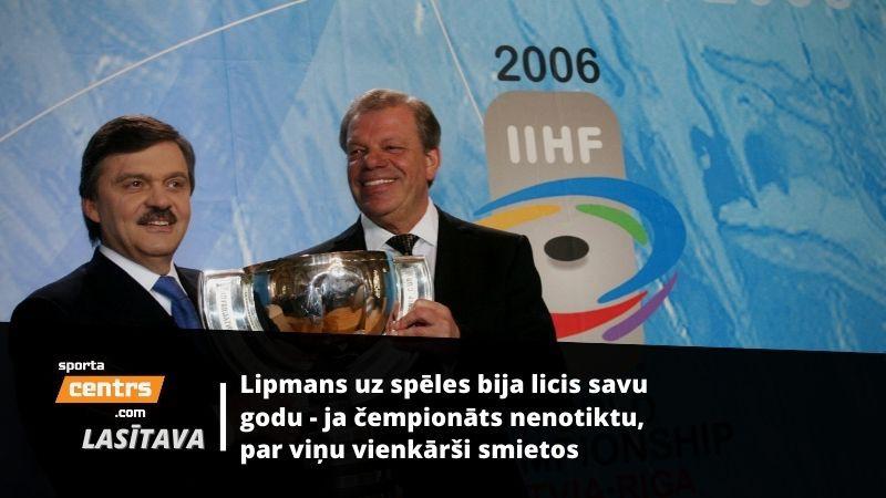 Vēstures lappuses: pirmais PČ Rīgā – arēna Lucavsalā un 400 miljoni (1. daļa)