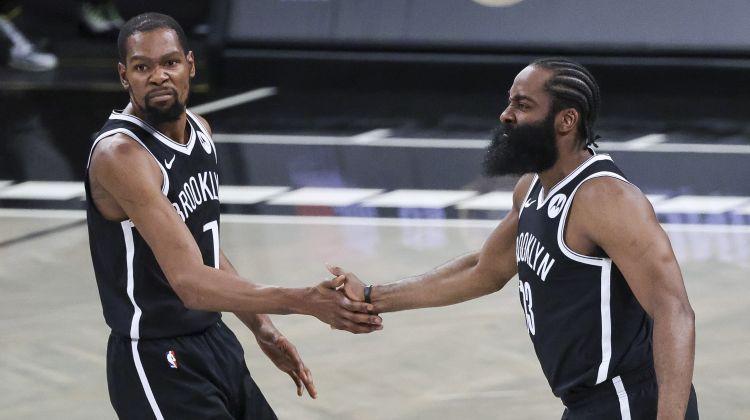 """""""Nets"""" zvaigzne Hārdens: """"Pamostoties sapratu, ka varu šodien spēlēt"""""""