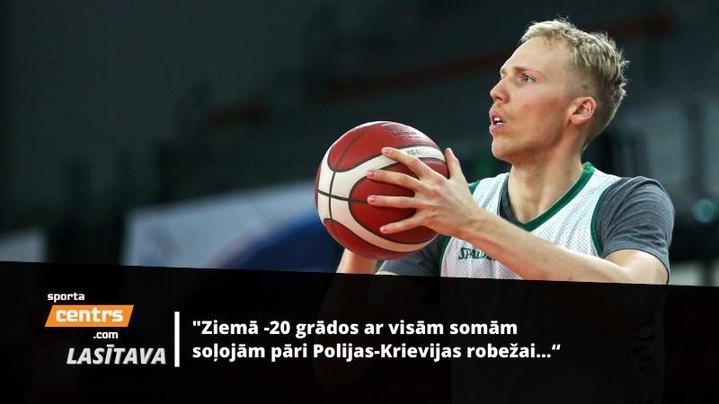"""Jānis Bērziņš: """"Uz """"Zielona Gora"""" varēju braukt jau pagājušās sezonas vidū"""""""