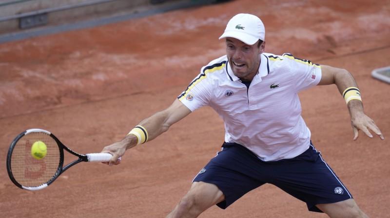 """Bautista Aguts piedzīvo karjeras sliktāko zaudējumu """"Grand Slam"""" turnīros"""