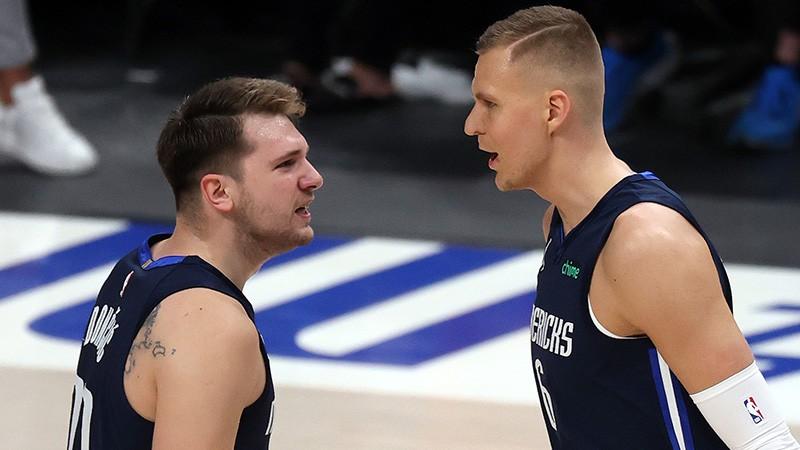 """Porziņģim un Dončičam iespēja izslēgt """"Clippers"""", pirmo reizi iekļūstot otrajā kārtā"""