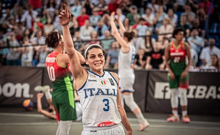 Pēdējās olimpiskās ceļazīmes 3x3 basketbolā izcīna Beļģija un Itālija