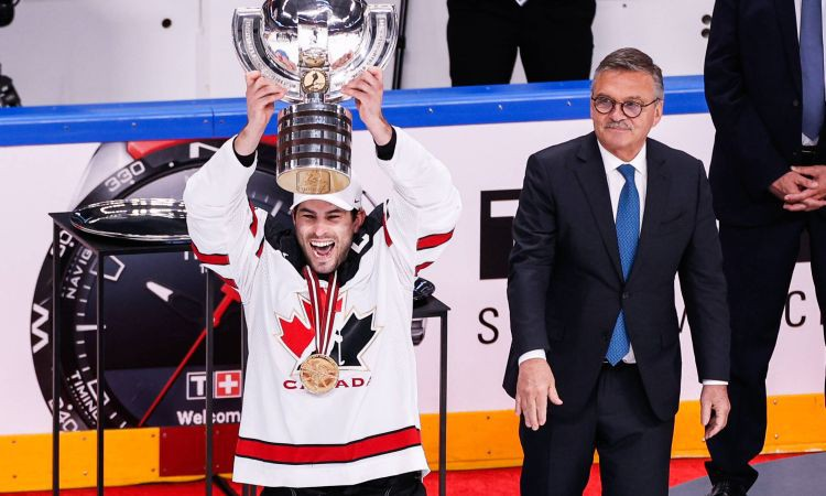 Kanādieši lepni par izcīnīto zeltu, somi - parādīto sniegumu visa turnīra gaitā