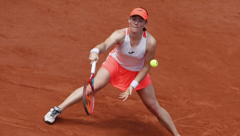 """Favorītēm nelabvēlīgajā """"French Open"""" dāmu turnīrā pusfinālu dienu"""