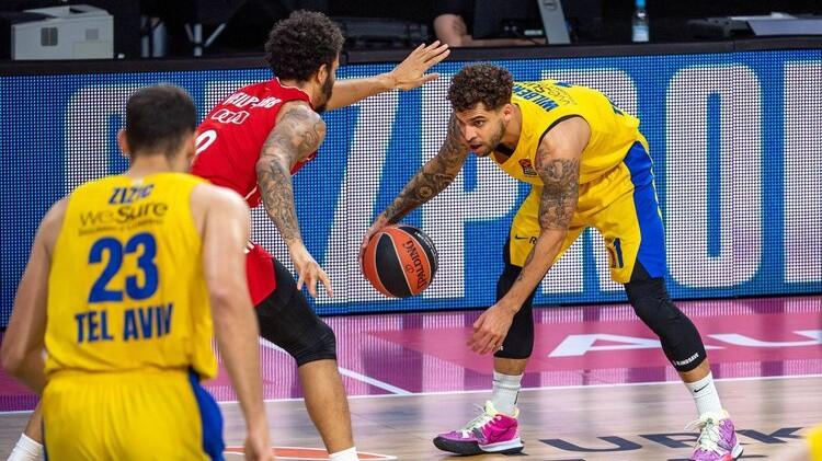 ''Prometey'' pirmais Ukrainas tituls, ''Maccabi'' tuvojas 55. Izraēlas trofejai
