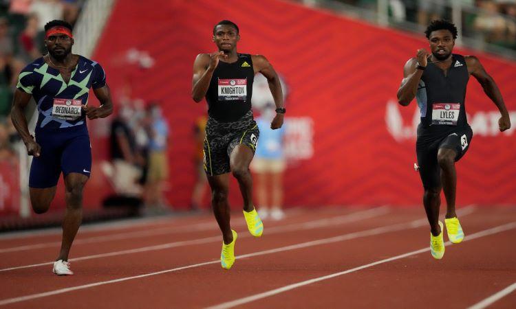 ASV atlases sacensībās tiek pārspēts Bolta pasaules junioru rekords