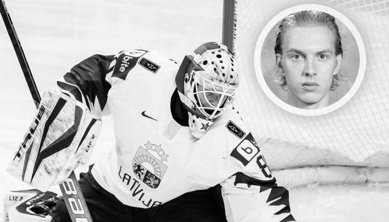 24 gadu vecumā mūžībā aizgājis Latvijas izlases vārtsargs Matīss Kivlenieks