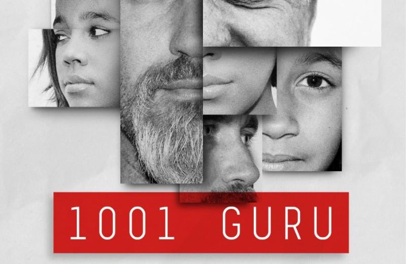 """Miks Ozoliņš izdod izaicinošu pašanalītiskas ievirzes grāmatu """"1001 guru"""""""