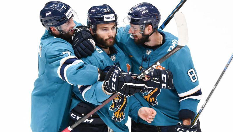 Jaks atzīts par KHL pirmās nedēļas labāko aizsargu