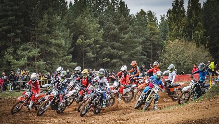 Dobelē noskaidroti 2021. gada Latvijas čempioni motokrosā