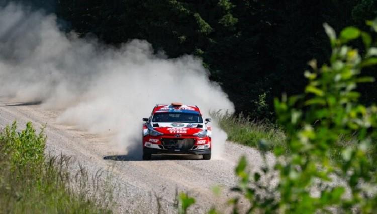 WRC posma rīkošanai Latvijā kopumā būtu nepieciešami 2,85 miljoni eiro
