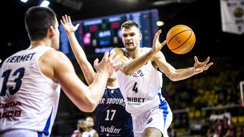 ČL: VEF grupā ungāri pārsteidz AEK, ''Kalev'' pēdējā sekundē zaudē Strasbūrai