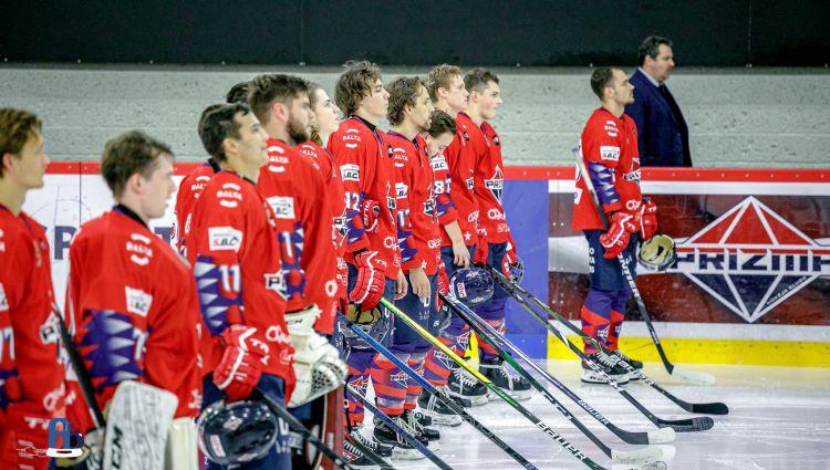 OHL vienīgajā spēlē HS ''Rīga'' otro reizi sezonā cīnīsies pret ''Prizma''