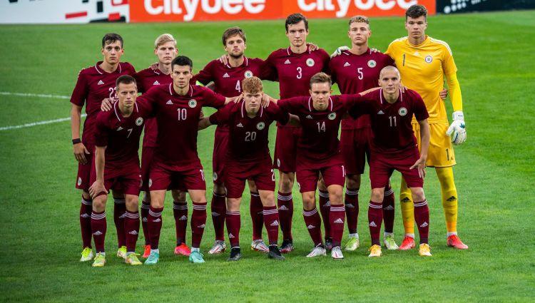 Latvijas U21 izlase dosies pēc pirmās uzvaras atlases ciklā pret Sanmarīno