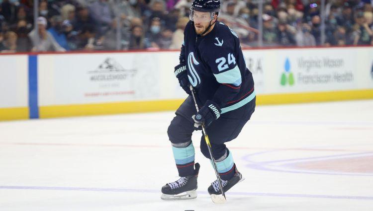 ''Kraken'' pieci hokejisti ievietoti Covid-19 protokolā, izlaidīs sezonas atklāšanas maču